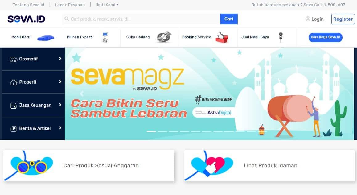 Log-in-ke-website-Seva.id-dan-klik-button-Otomotif